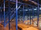 СКЛАД КОМПАНИИ СПОРТМАСТЕР .Смонтирован 3-х этажный мезанин .Стеллажи МЕТЕК